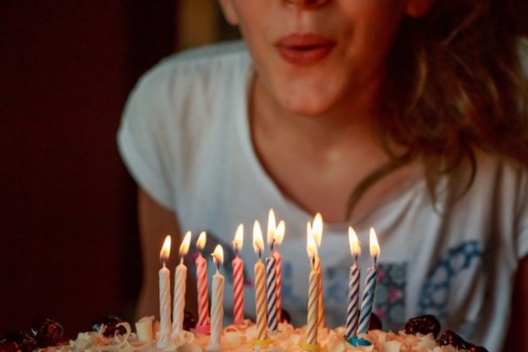 Check list per il compleanno perfetto