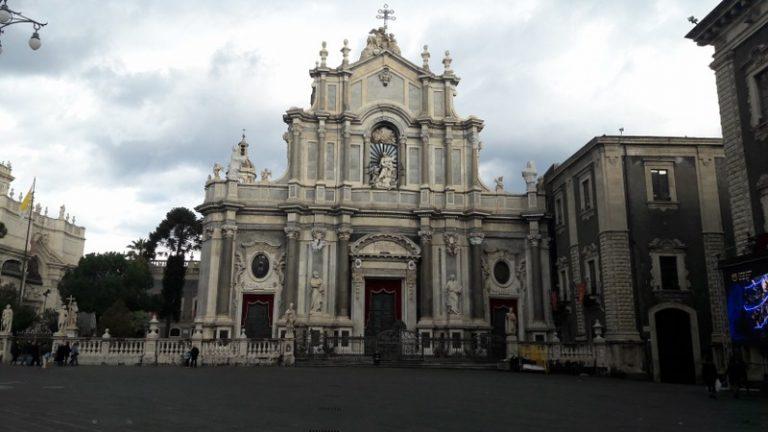 Piazza del Duomo di Catania, il Barocco premiato dall'UNESCO