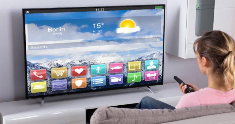 Smart TV: grandi o piccole dimensioni?