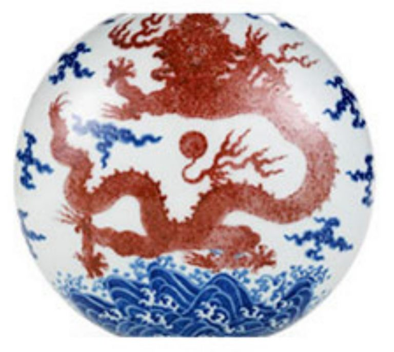 Porcellana Cinese: Antico e Moderno dal fascino senza tempo