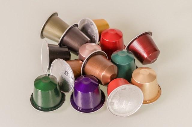 Come riciclare le capsule del caffè