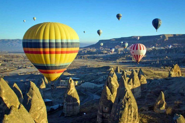 I Camini delle Fate. La meraviglia Unesco in Cappadocia