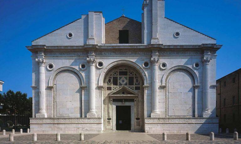 Rimini: nasce la proposta di inserire il Tempio Malatestiano nel patrimonio UNESCO