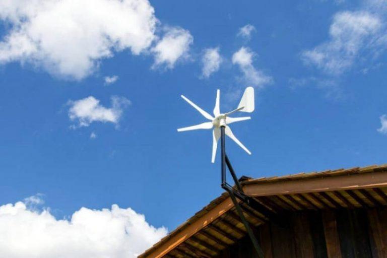 Un impianto eolico domestico: come funziona?