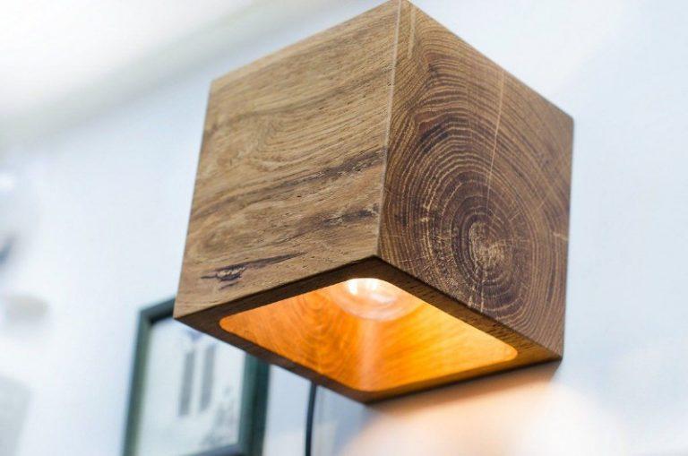 5 oggetti in legno fai da te che non possono mancare nella tua casa