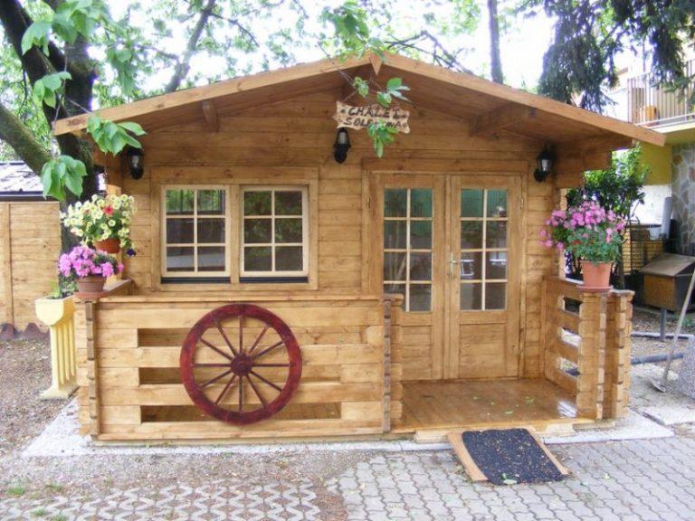 Modelli casetta in legno: tutto quello che bisogna sapere